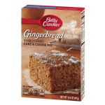 American Gingerbread Cake & Cookie Mix (Betty Crocker)